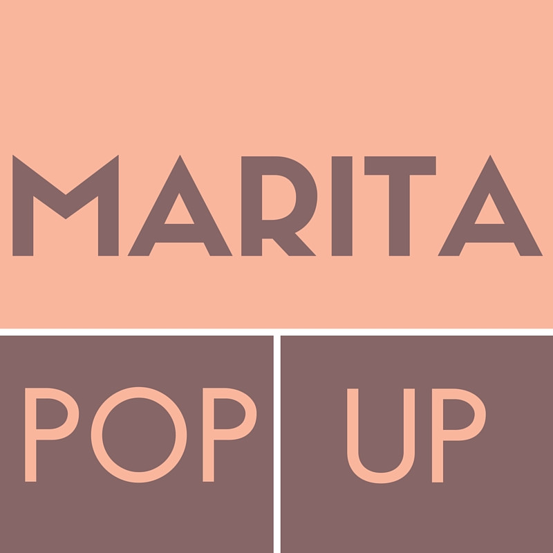Marita Pop Up Restaurant