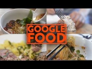 FUNG BROS FOOD: Google Opened a Pop-Up Restaurant in NYC?!