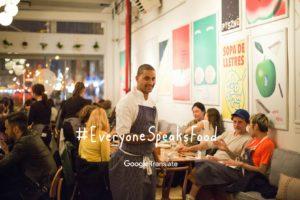 VIDEO SPOTLIGHT: a Google Translate Pop-Up Restaurant