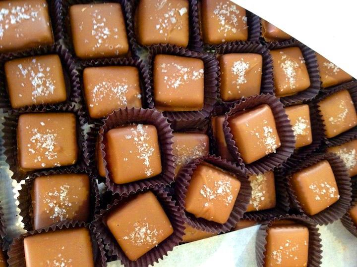 Fall-caramels